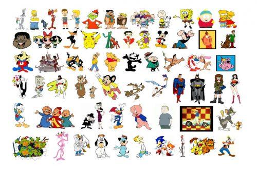 картинки из мультфильмов