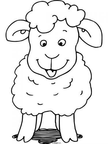 рисованные картинки животных для детей