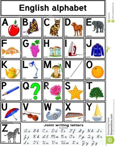 картинки английский алфавит