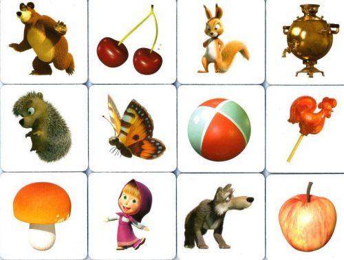 картинки животных из мультиков