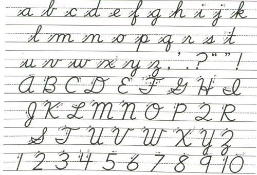 английский алфавит прописью