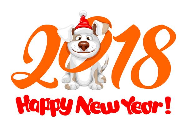 новый год собаки картинка14