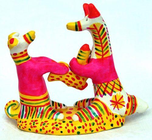 филимоновская игрушка картинки