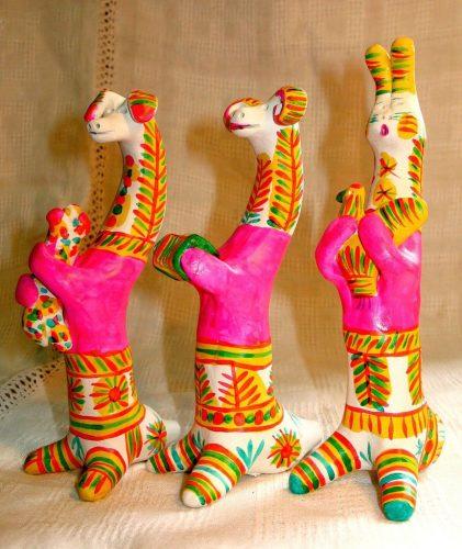 филимоновская игрушка картинки лошадок