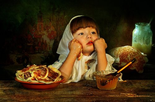 картинки масленица детские