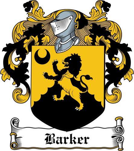 фамильный герб семьи