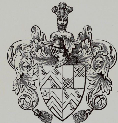 герб семьи шаблон для детей