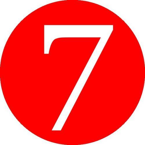 цифра 7 фото
