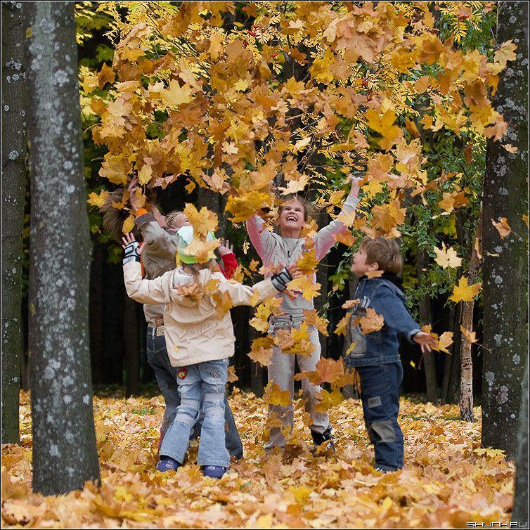 Картинки люди в лесу