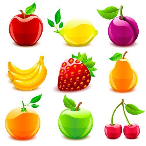 фрукты овощи ягоды картинки