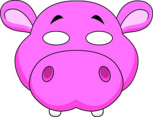 маски животных для детского сада
