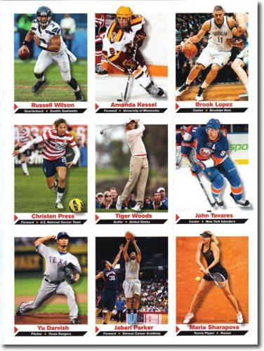 картинки виды спорта для детей