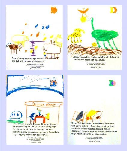 скороговорки на английском для детей