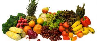 фрукты и овощи картинки