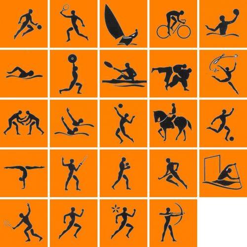 виды спорта картинки