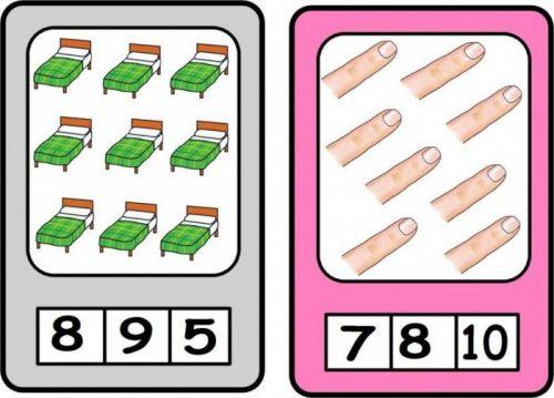 картинки выбери цифру