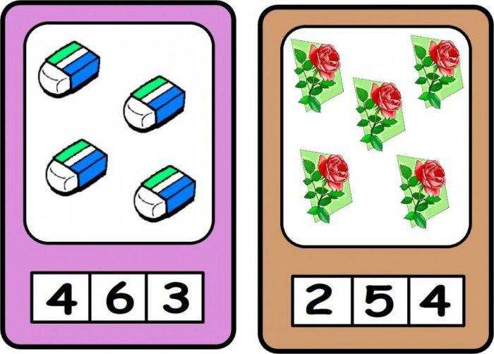 игры найти на картинке цифры