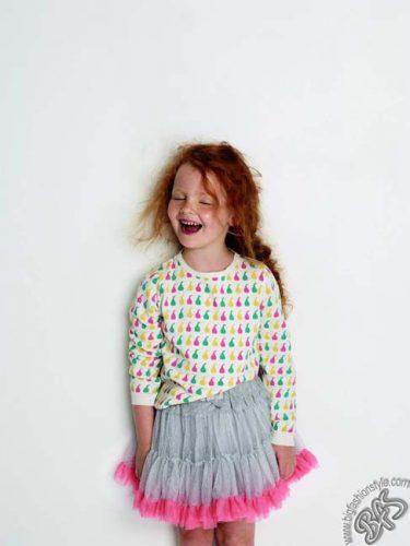 Мода для девочек 2015 лето