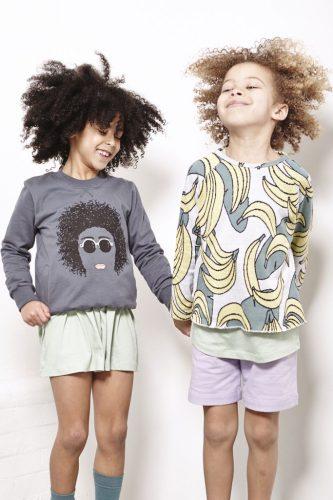 мода для девочек летом2