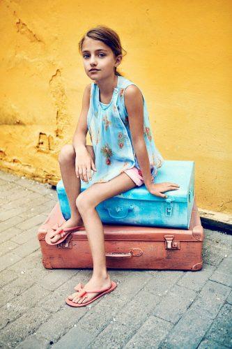 мода для девочек лето 2015-2016