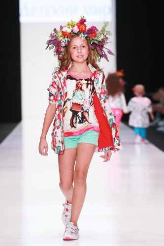 летняя мода для 12 лет
