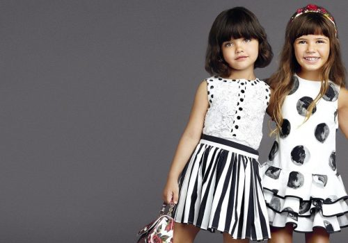 мода для девочек9