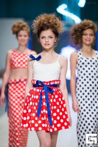 Мода для детей лето 2015 фото