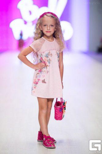 мода для девочек семи лет