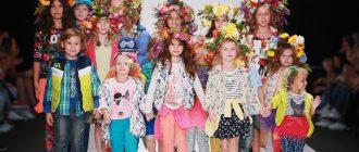 тенденции моды для девочек 2015-2016