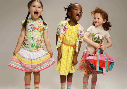 мода для девочек 2015-2016