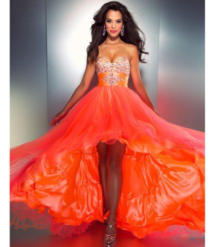 платье на выпуск9