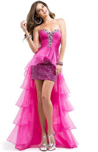 платье на выпуск8