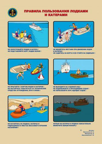 правила безопасности для детей на воде3