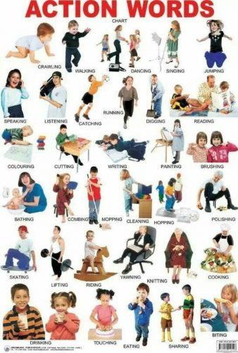 картинки английских слов