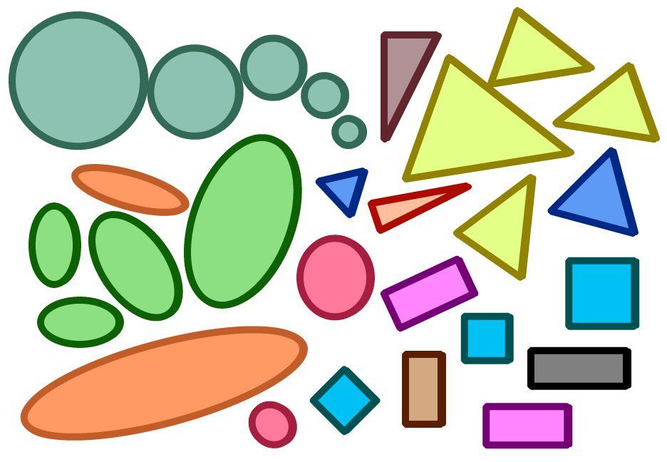 фигурята знакомимся с геометрическими фигурами
