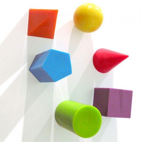 Геометрические фигуры: картинки для детей