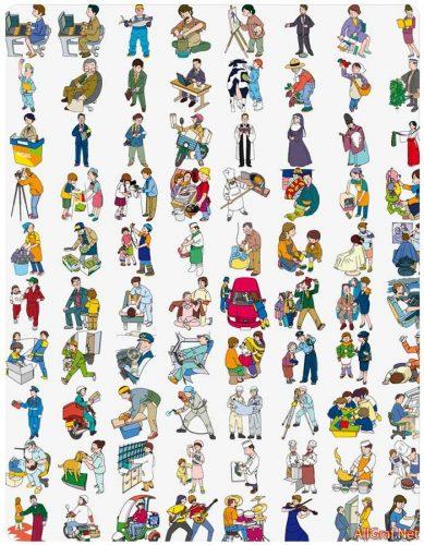 профессии картинки для детей2