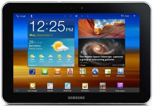 Samsung планшет