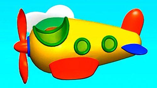 самолет картинки для детей7
