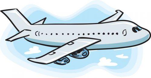 самолет картинки для детей3