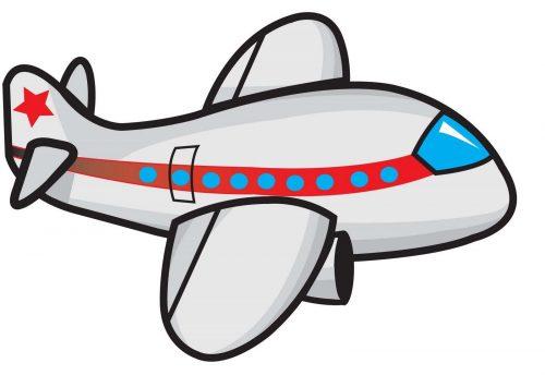 самолет картинки для детей2