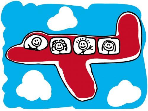 самолет картинки для детей9