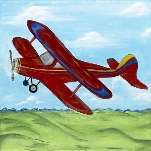 самолет картинки для детей8