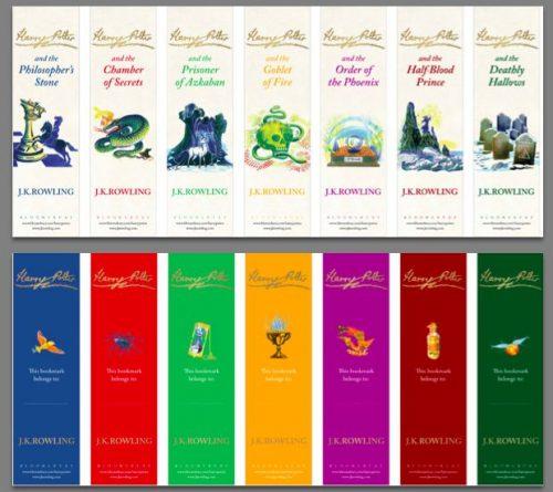закладки для книг шаблон6