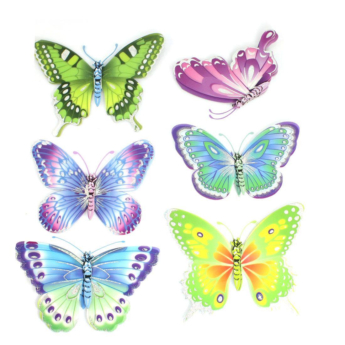 Картинка красивой бабочки для детей