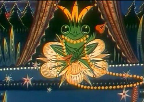 царевна лягушка картинка для детей3