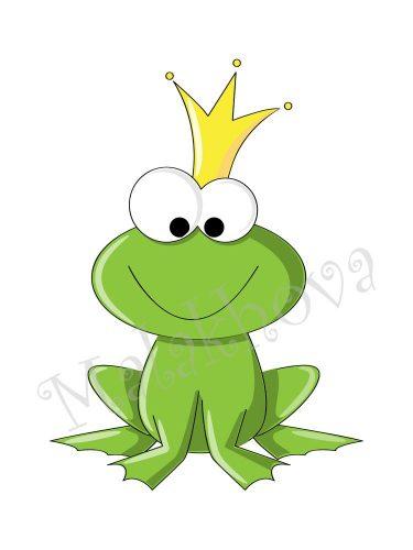 картинка для детей лягушка3