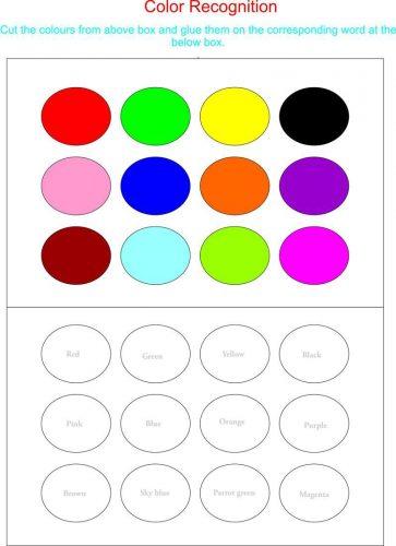 цвета по английски для детей2
