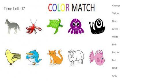 цвета на английском для детей2