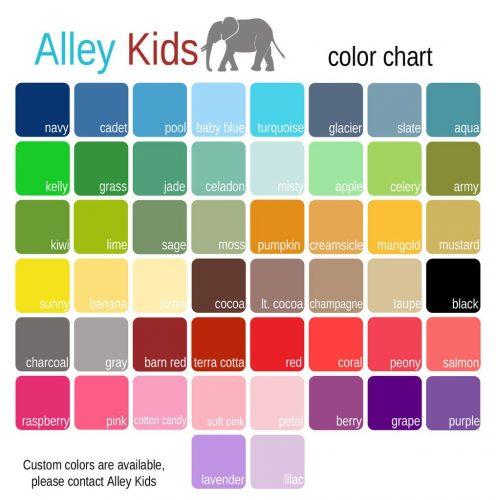 цвета на английском для детей3